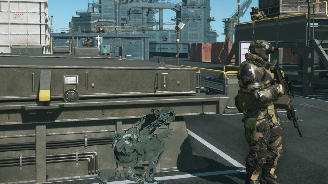 Metal Gear Solid 5 gets an update that lets you play as