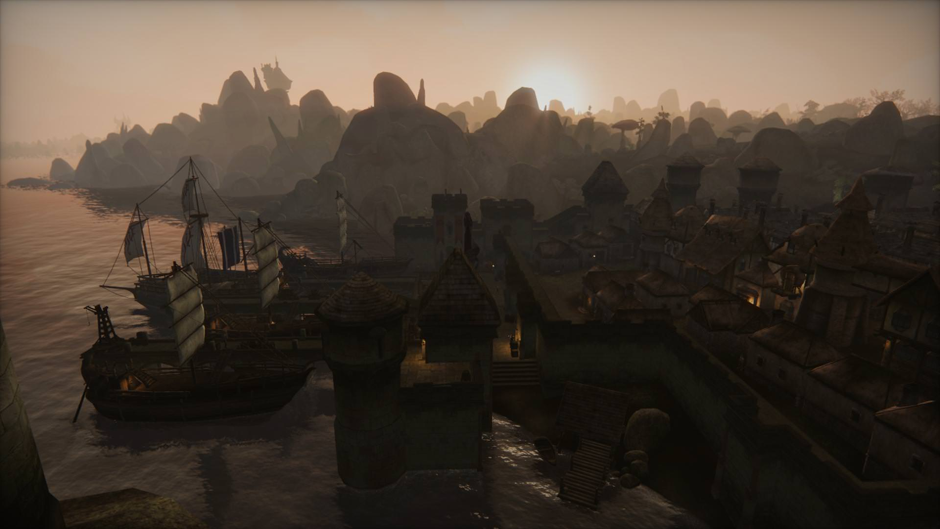 Fan-made Morrowind mod 17 years in the making is a great excuse to