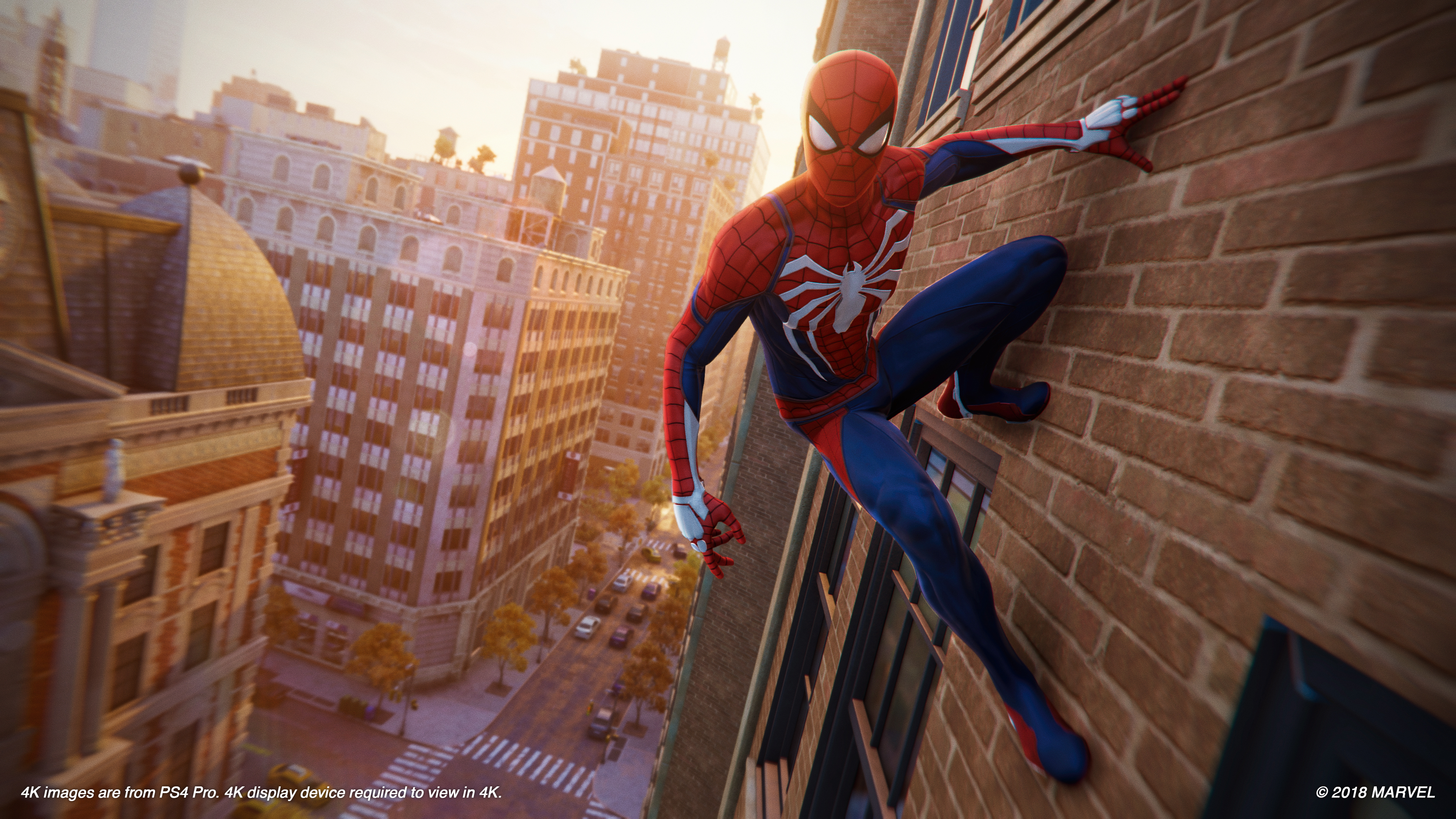 Spider Man Ps4 Preview Mary Jane Watson Is A Great