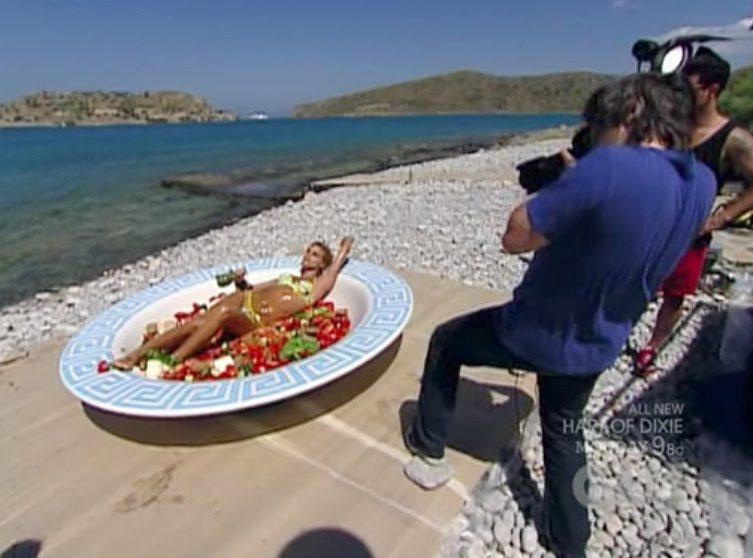 ANTM Greek Salad - Eater