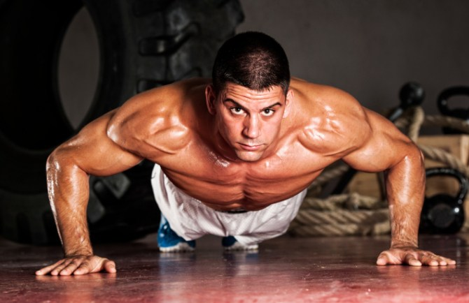 A Gaining Muscle Diet - 6 Essential Foods