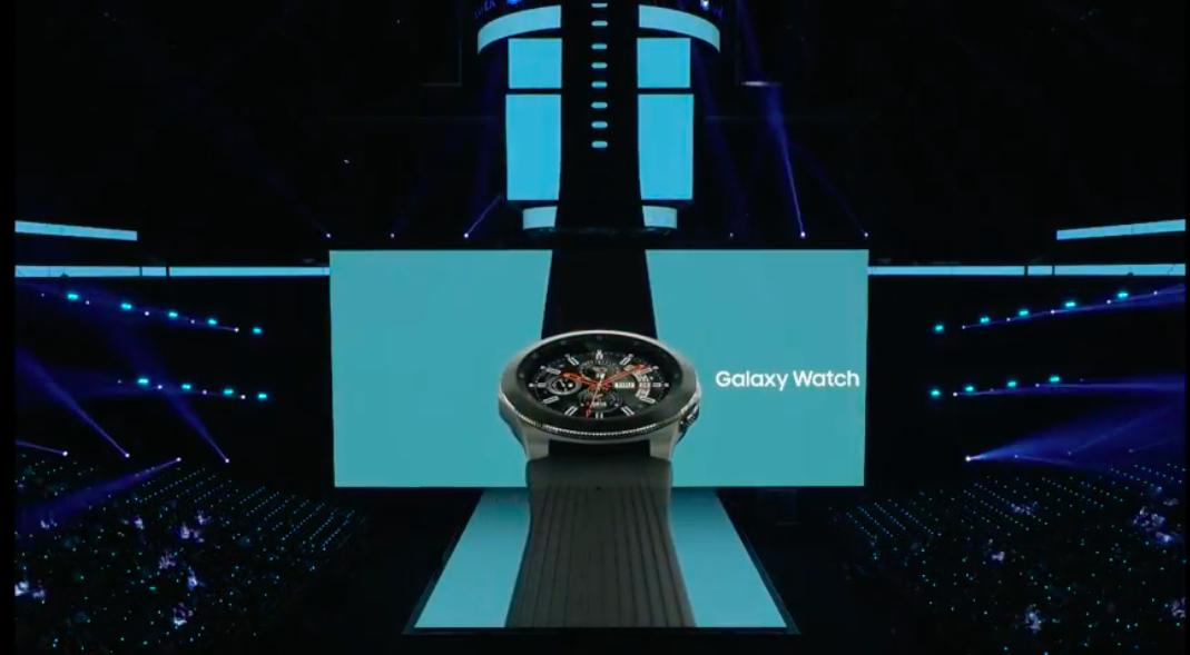Samsung Galaxy Watch vs Apple Watch Series 3: specs