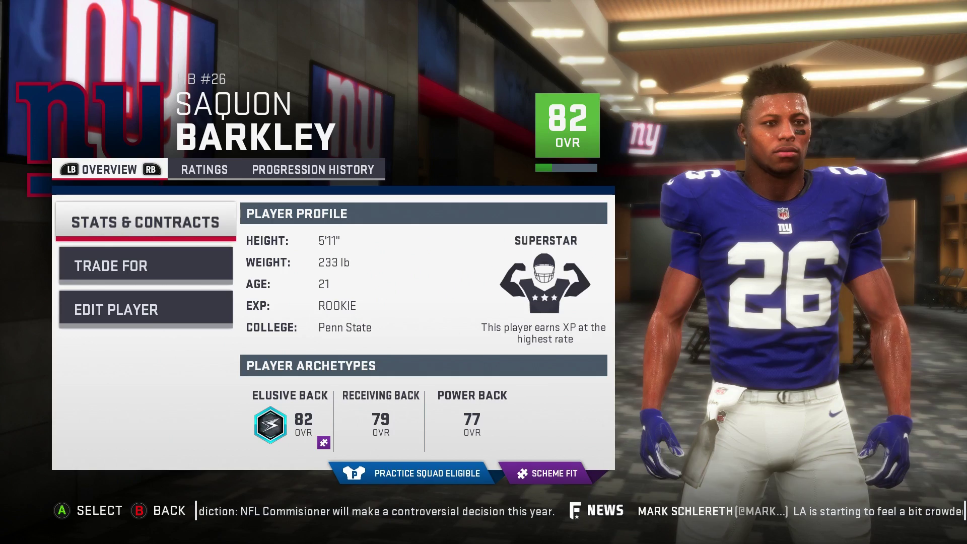 266161be765 Madden 19' review: NFL video game's newest edition is worth the ...