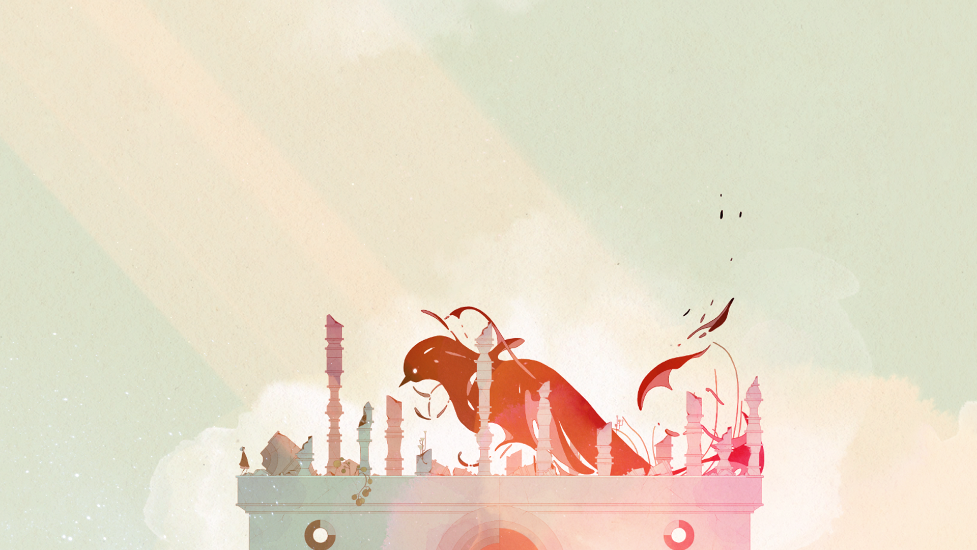 Gris Is A Watercolor Fantasy That Could Be 2018 S Most