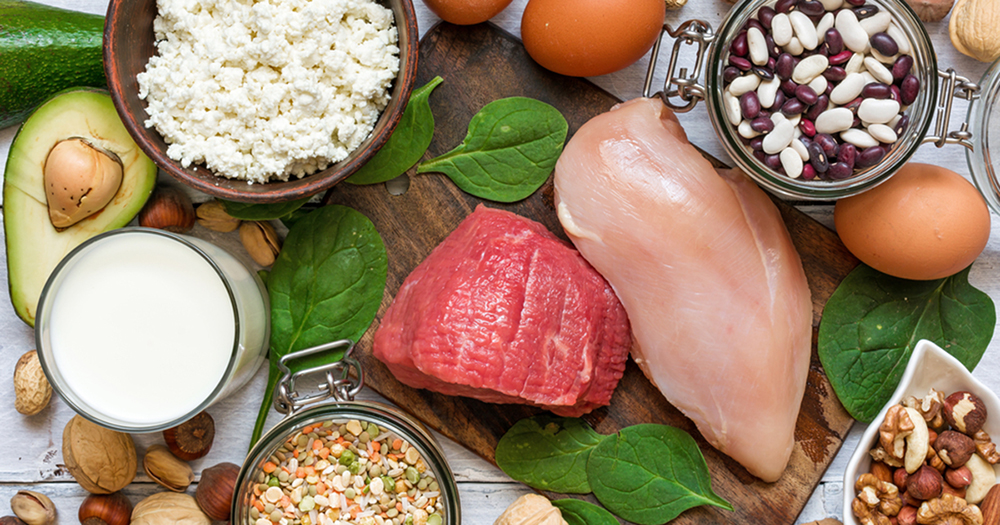 Top 5 Healthy High Protein Foods, Based on Science