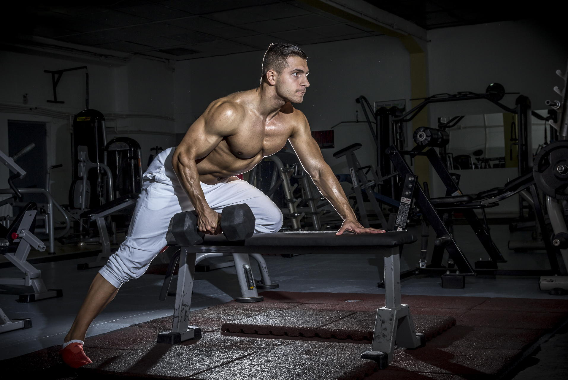 Top 10 Best Chest Exercises For Building Muscle : Bodybuilding