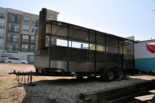 Aaron Franklin On Franklin Barbecue S Massive New Smoker Eater Austin