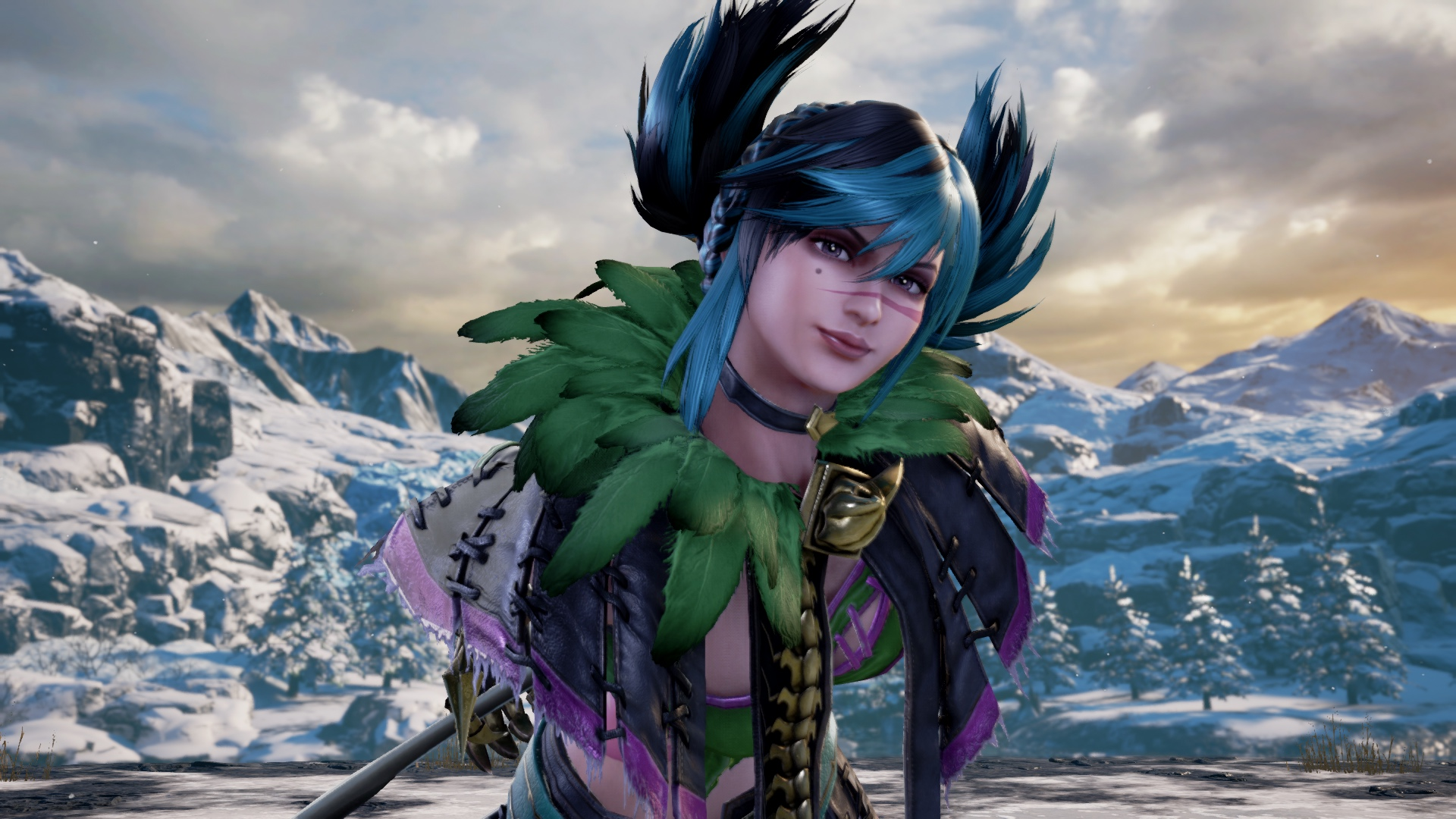 Soulcalibur 6 will have a custom character creator and Tira as DLC