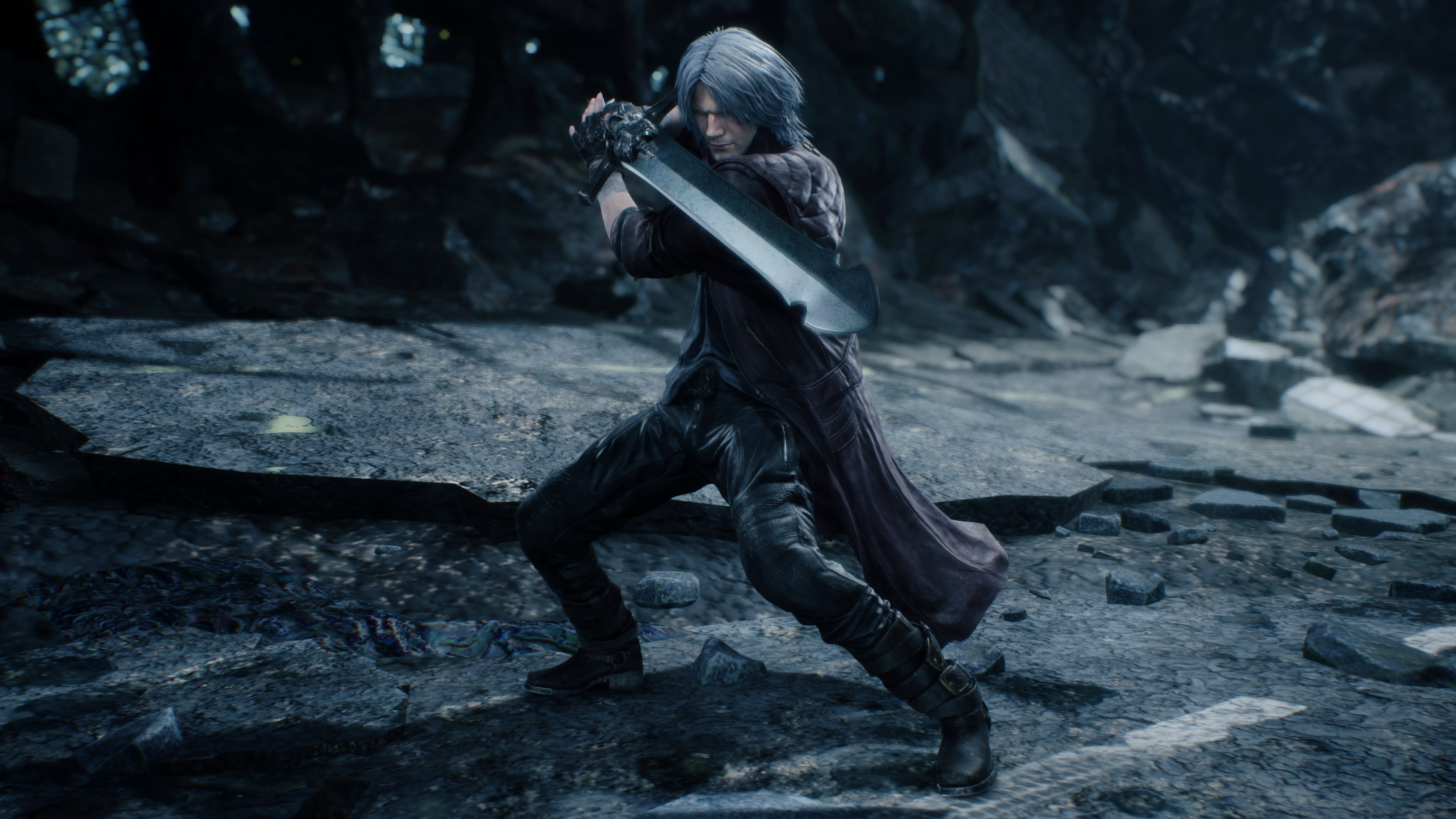Devil May Cry 5 hits March 2019, here's new gameplay ...
