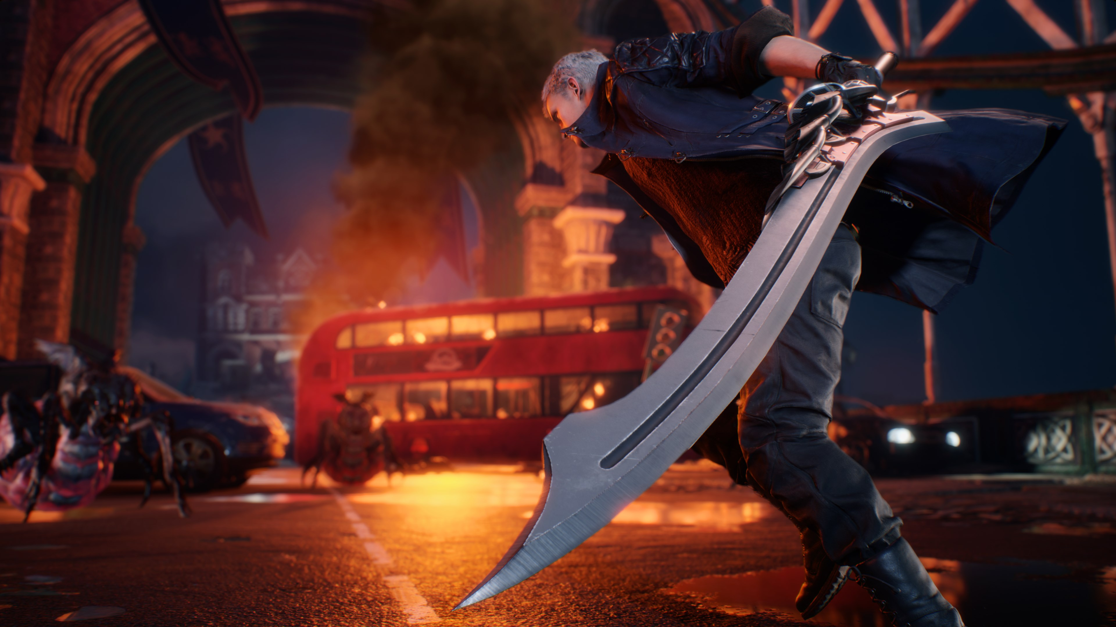 Devil May Cry 5 - game of 2019 22