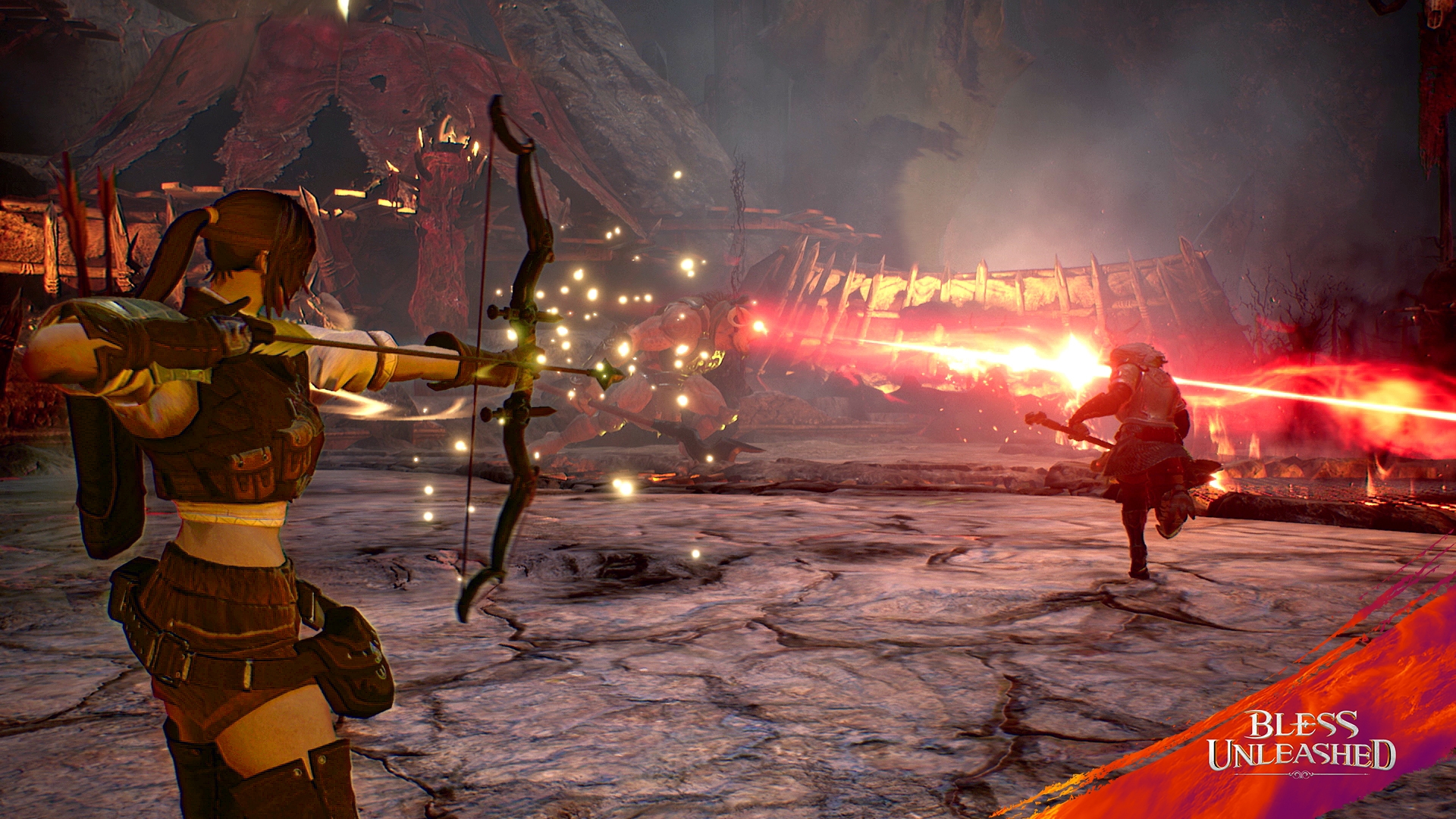 Bandai Namco announces Bless Unleashed, its first console MMO - Polygon