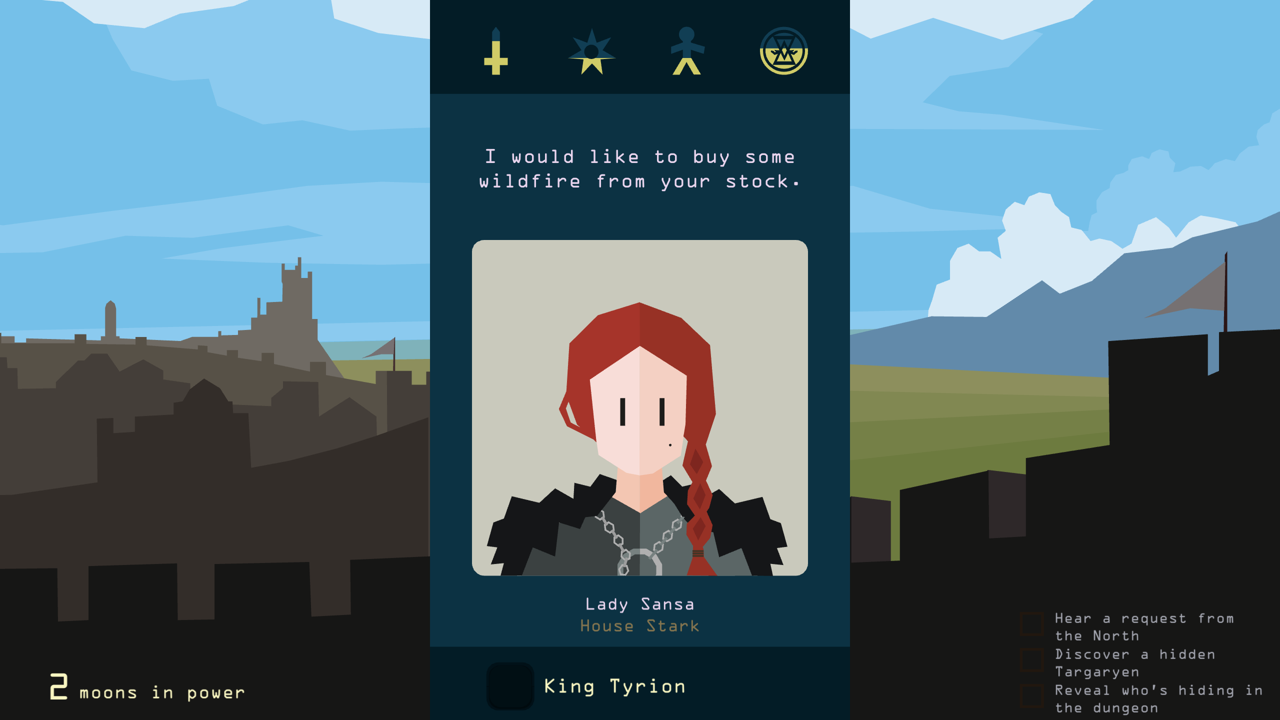 Reigns: Game of Thrones coming this October for iOS, Android
