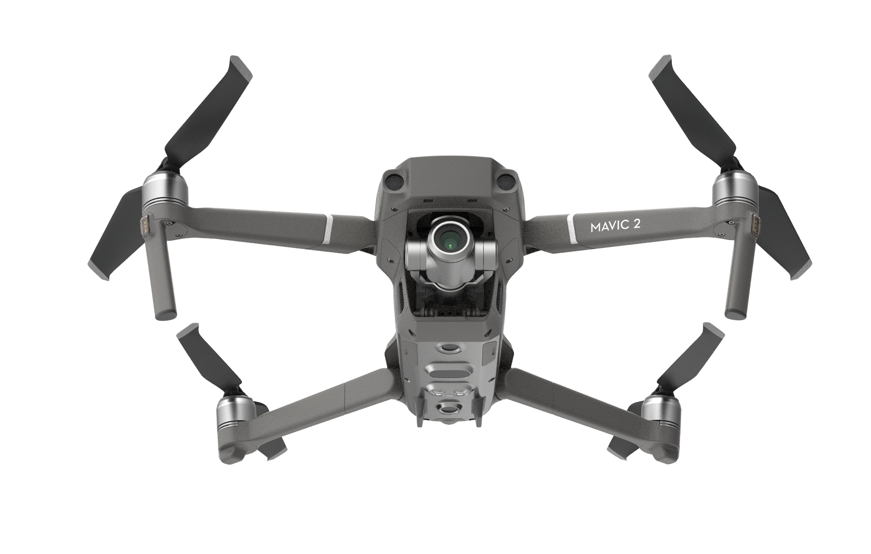 DJI's new Mavic 2 drones have upgraded cameras and zoom lenses - The