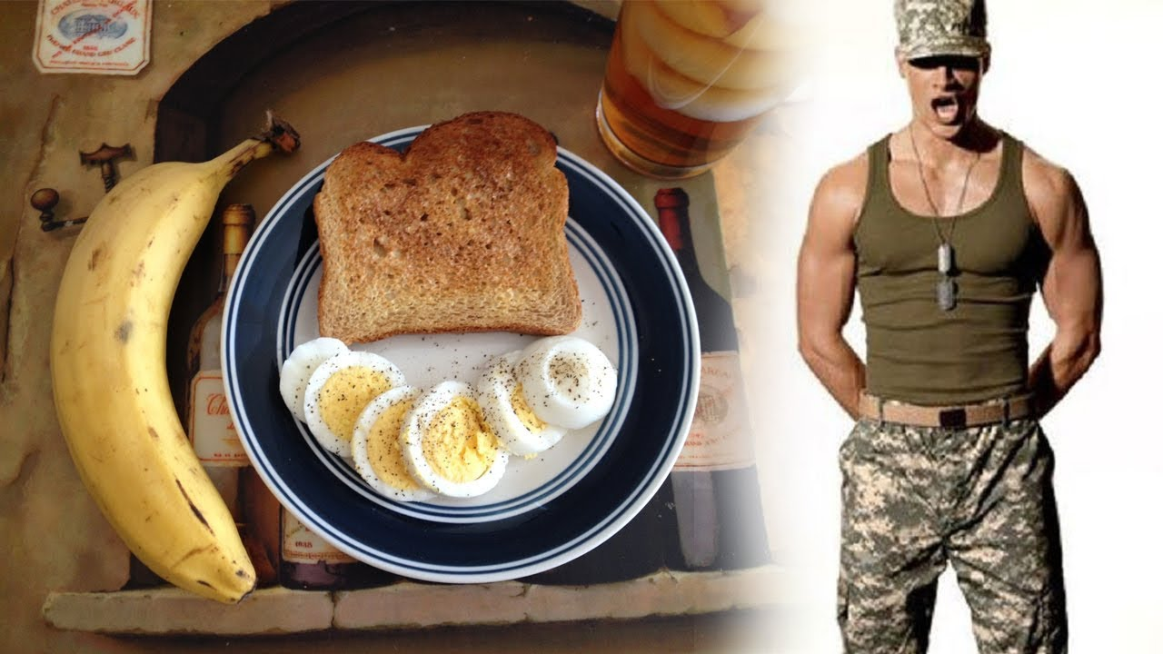 3 Day Military Diet Plan for Rapid Weight Loss: Loss 10 Pounds in a week