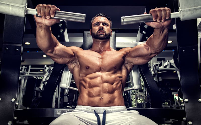 Top 10 Best Chest Exercises For Building Muscle : Workouts