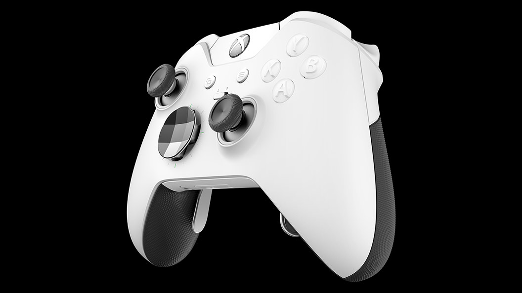 Microsoft unveils new Xbox Elite controller in robot white - The Verge