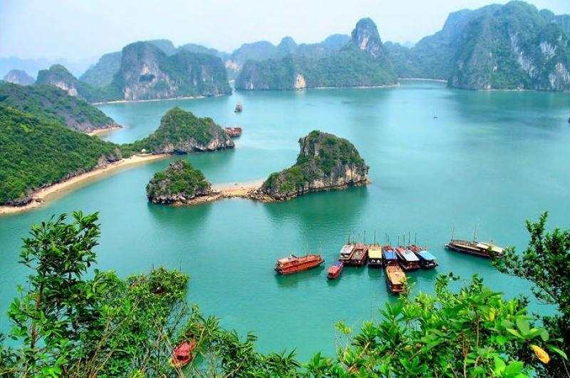 The 10 Most Beautiful Travel Destinations in Vietnam : Asia Travel