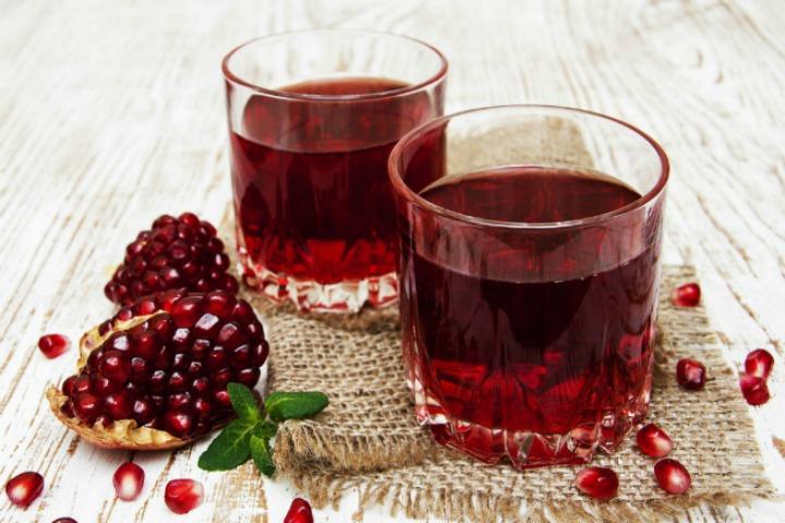 Excellent Health Benefits Of Pomegranate Juice