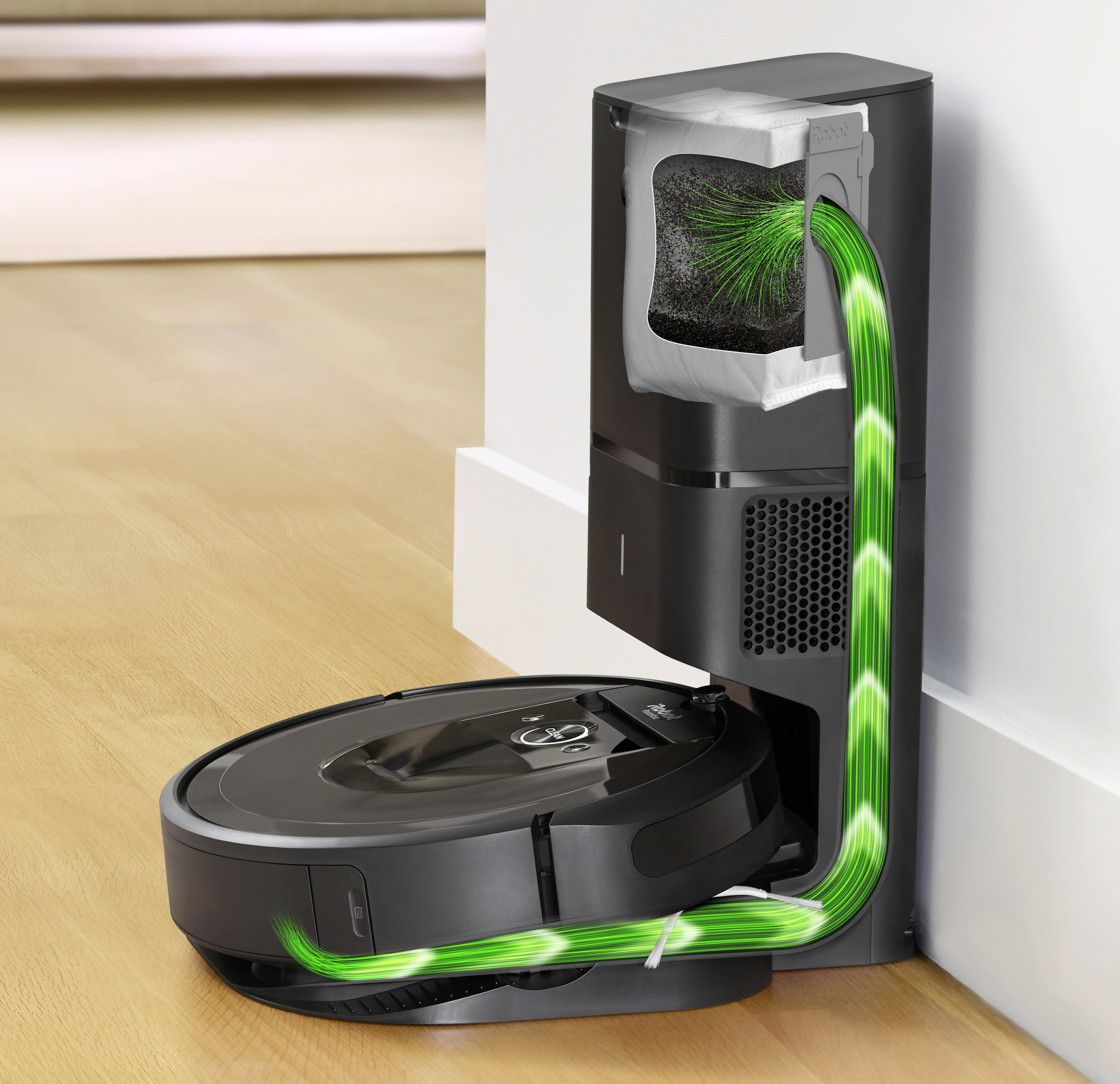 Irobot S Latest Roomba Remembers Your Home S Layout And