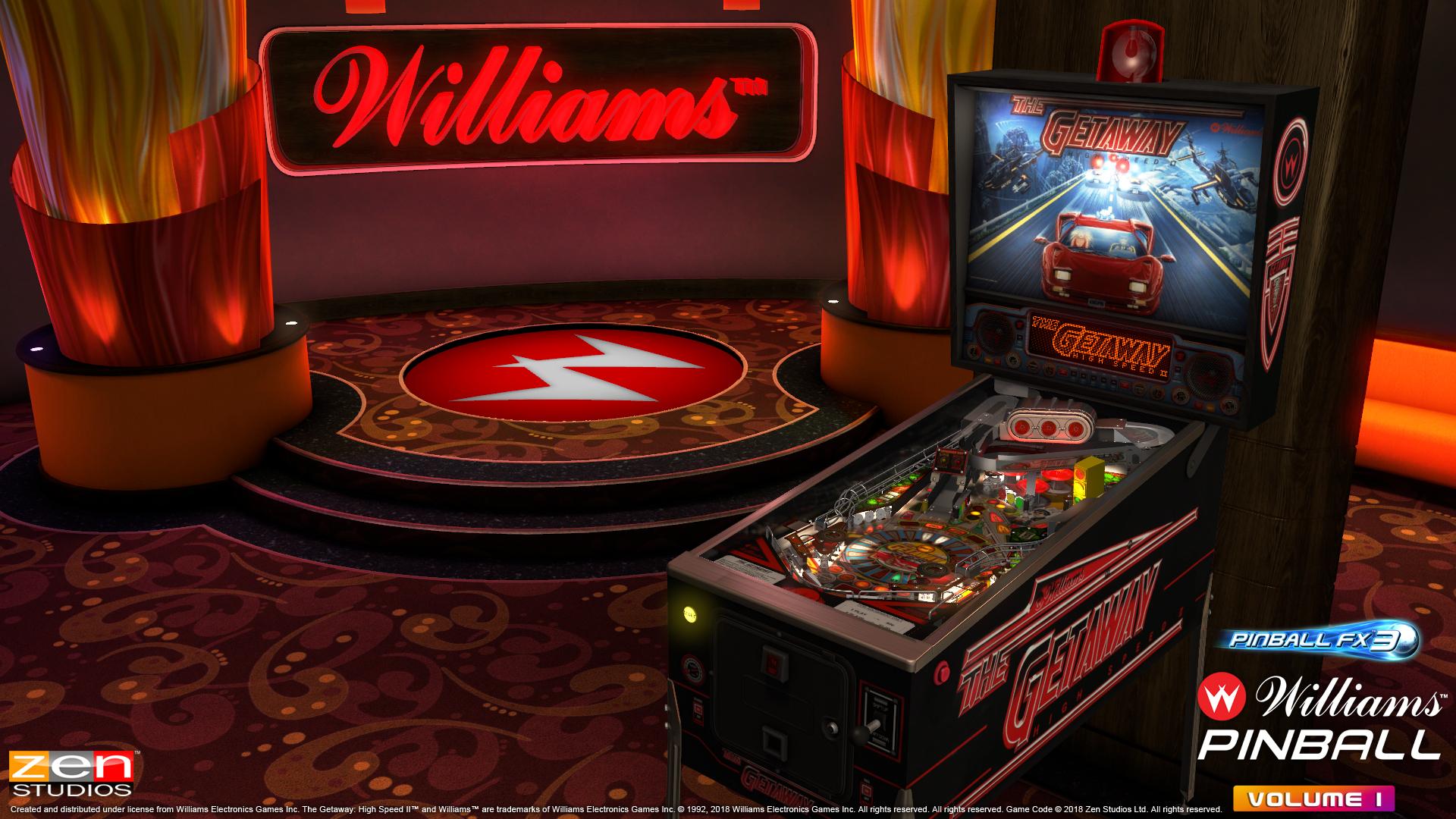 Bally/Williams pinball tables coming to Zen Studios' Pinball