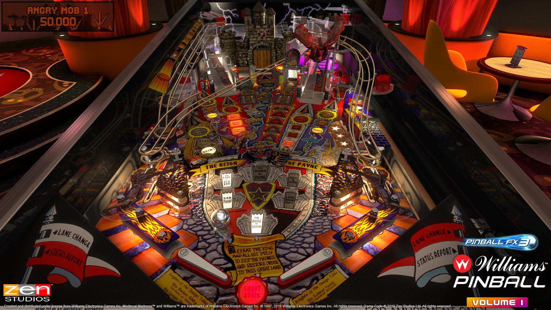The Pinball (digital and physical) ERA |OT| Full Tilt | ResetEra
