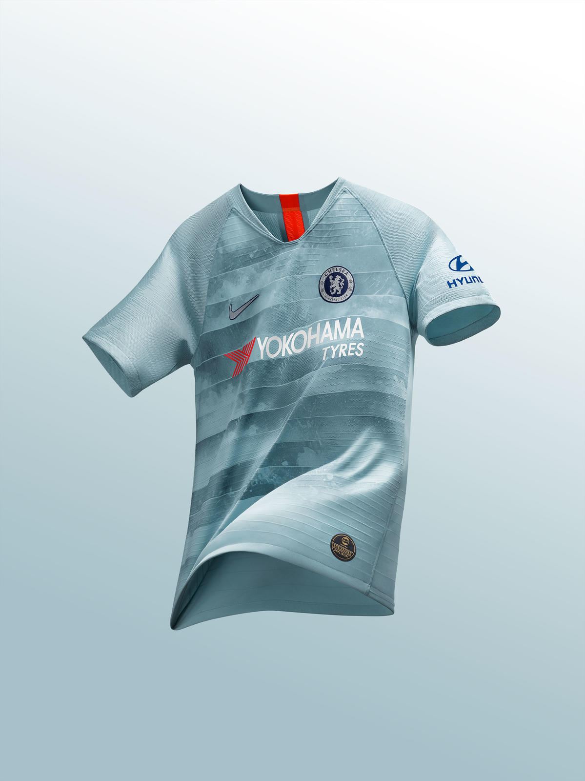cf1a90827 Chelsea launch rather unique 2018-19 third kit