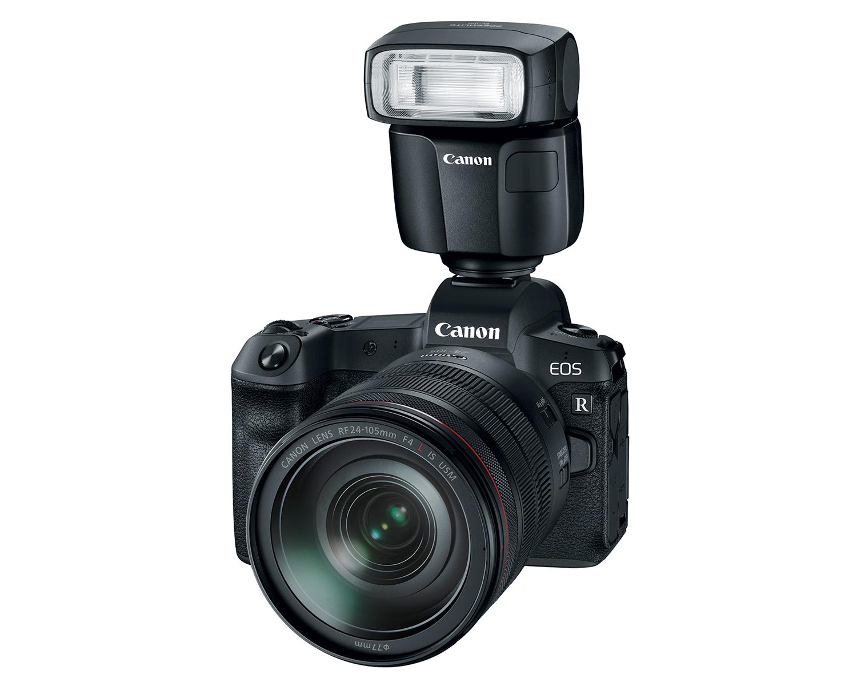 Canon announces EOS R full-frame mirrorless camera - The Verge