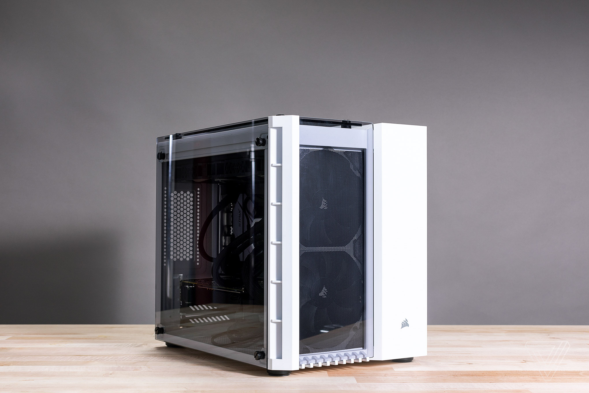 How To Build A Custom Pc For Gaming Editing Or Coding The Verge Computer Tower Parts Diagram Images Name Photo By Amelia Holowaty Krales So Now That All Your