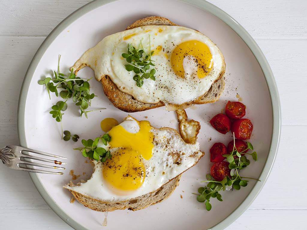 9 Foods With More Protein Than An Egg, According To A Nutritionist