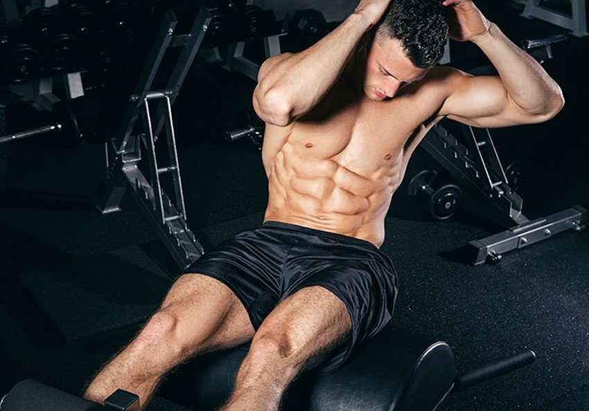 The 15 Best Abs Exercises of All Time to Get a Six-pack