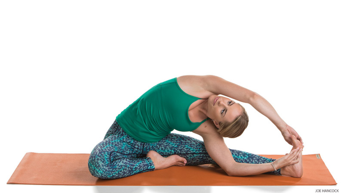 Top 10 Yoga Poses That Will Cure Your Back Pain Quickly