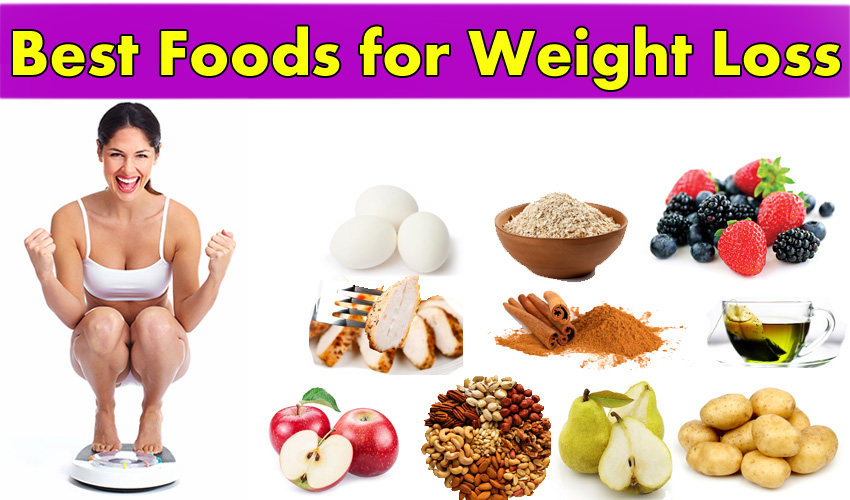 The 10 Most Weight Loss-Friendly Foods On Earth That Are Supported By Science