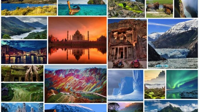 The Most Popular 21 Beautiful Places In The World To Visit
