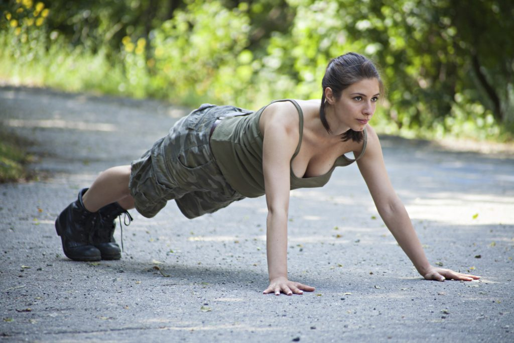Top 10 Military Workouts For Quick Weight Loss