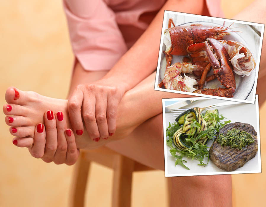 The Top 20 Superfoods to Fight Arthritis Pain Naturally