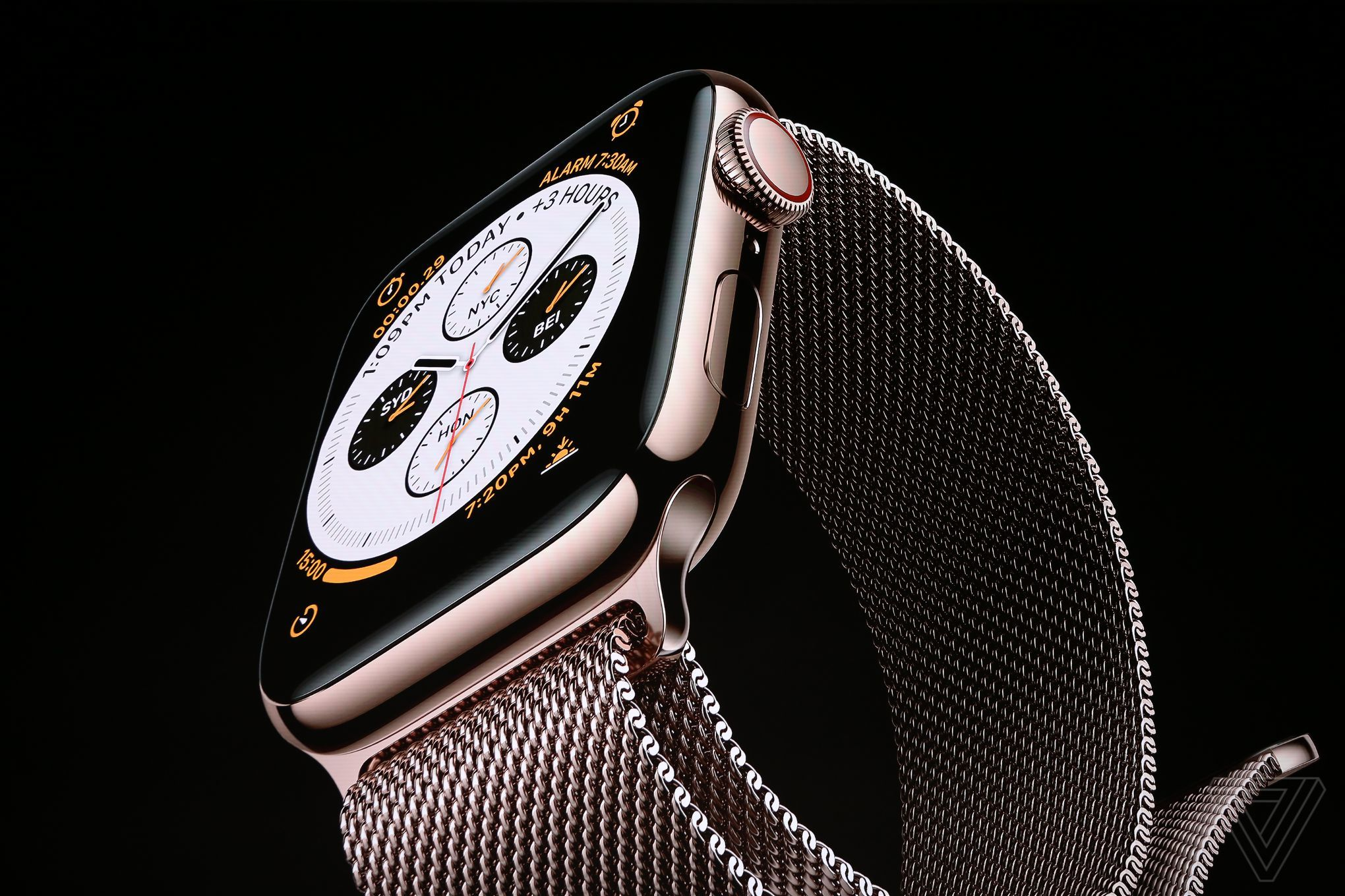 80b051875 The next Apple Watch update will be officially released on September ...