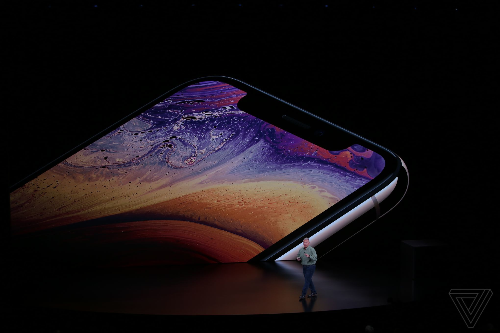 52bd376bc49a New iPhone XS and huge 6.5-inch XS Max announced - The Verge