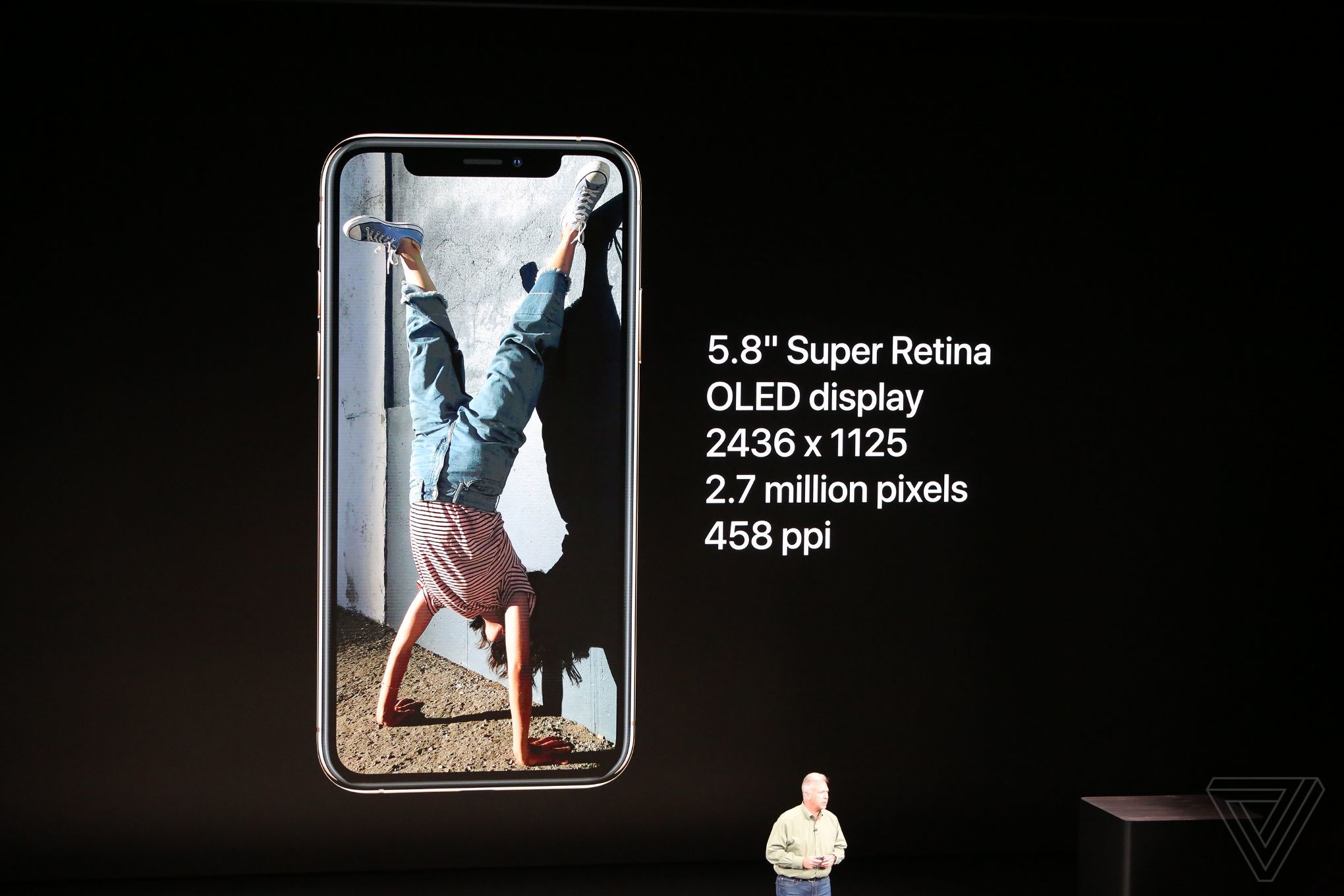 New iPhone XS and huge 6 5-inch XS Max announced - The Verge