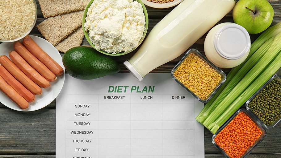 This 7 step weight loss diet plan helps to lose 10 pounds in a week