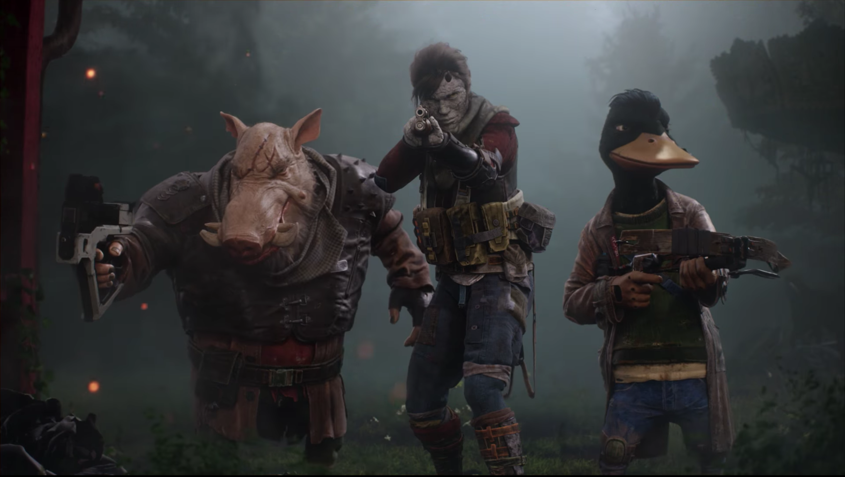 Mutant: Year Zero changed when its developers fell in love