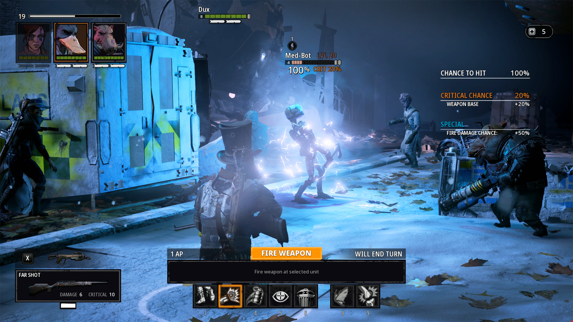 Mutant: Year Zero changed when its developers fell in love with a