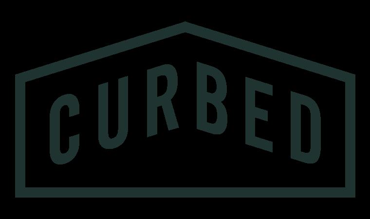 curbed logo