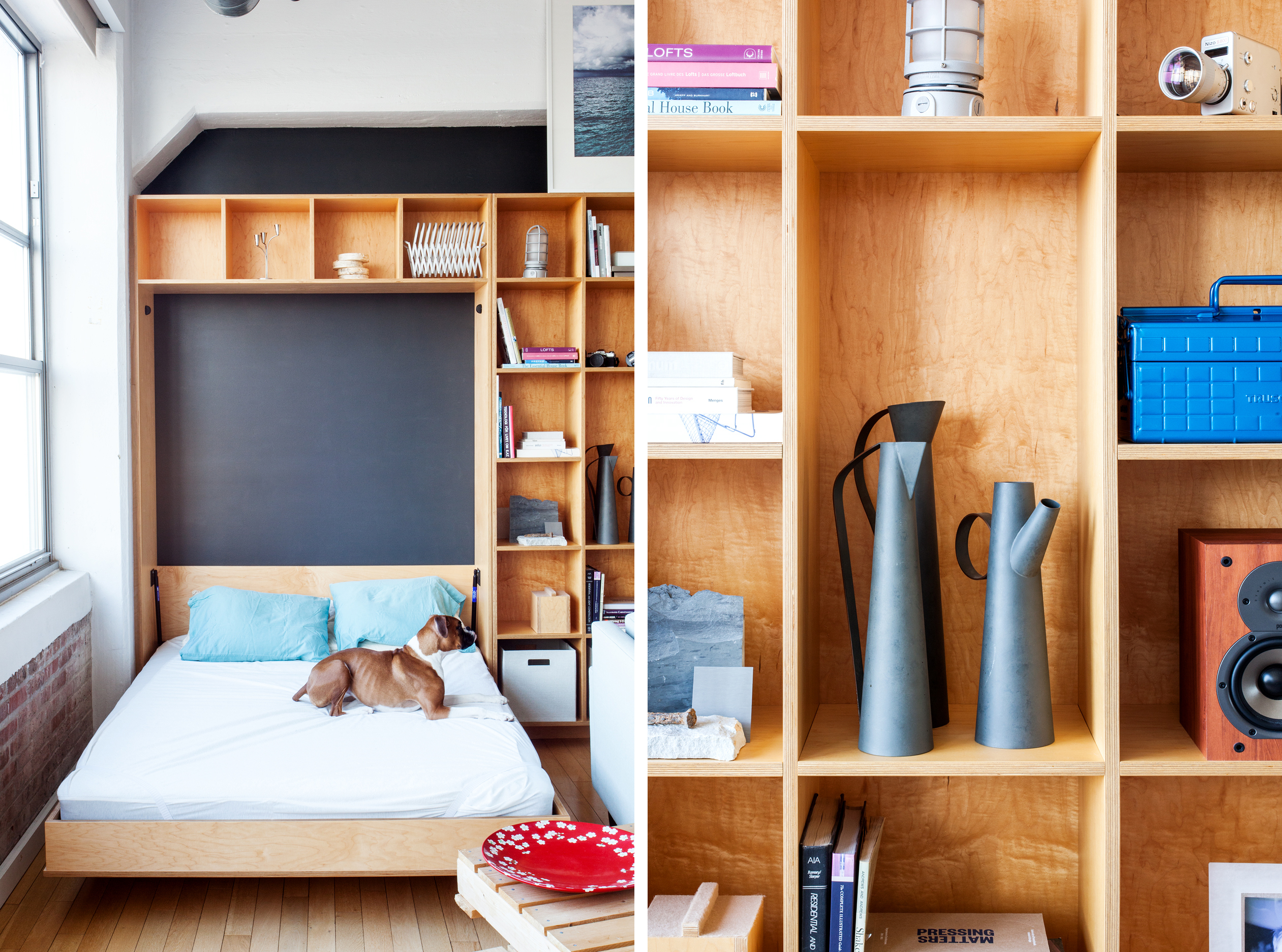 6 tips for maximizing small-space storage