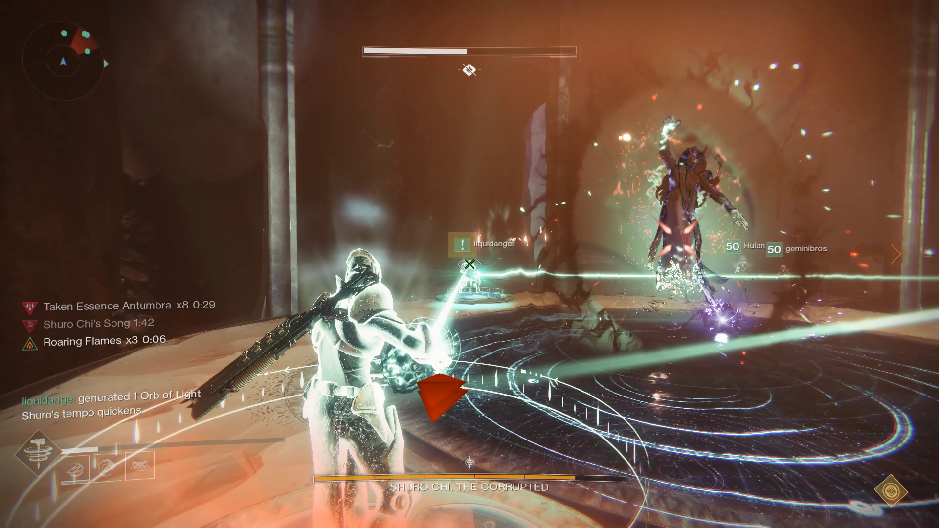 quest failed the last wish