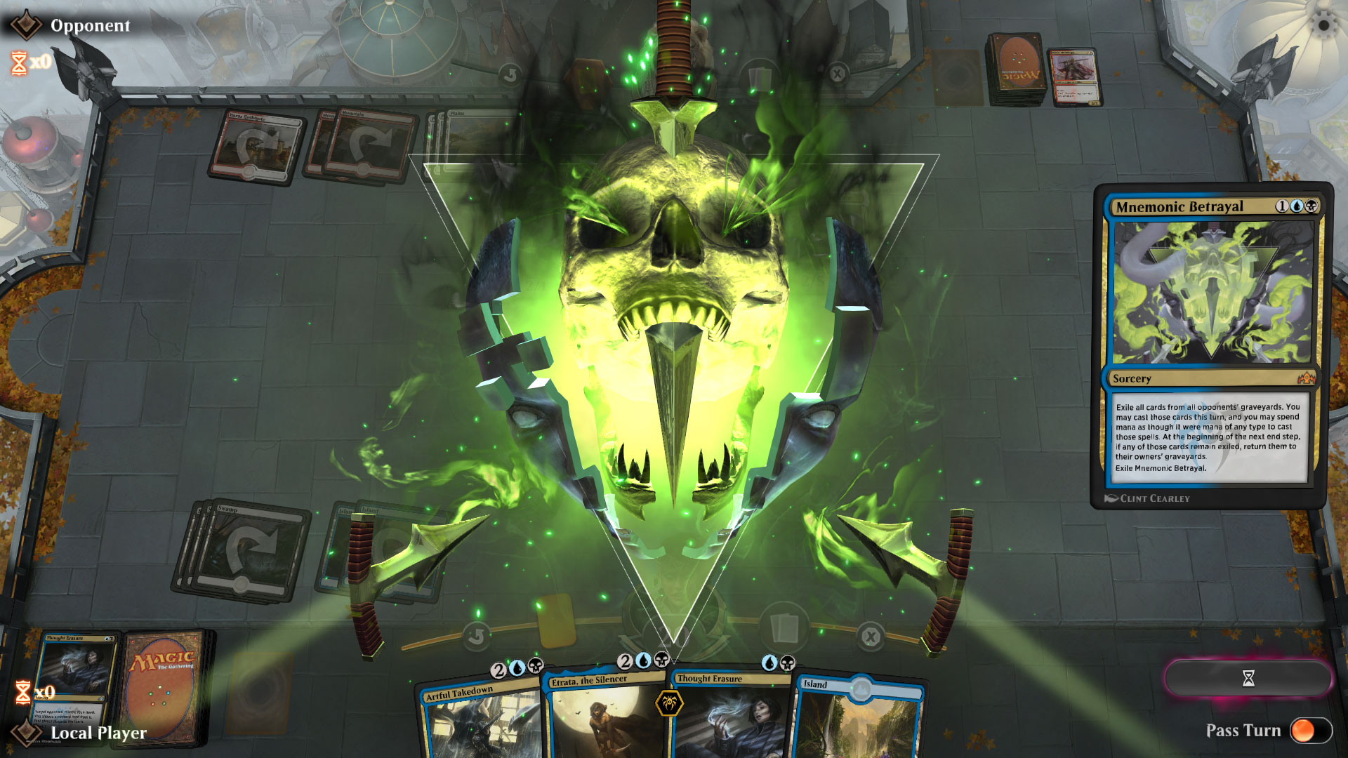 Magic: The Gathering Arena free-to-play beta opens to all this month
