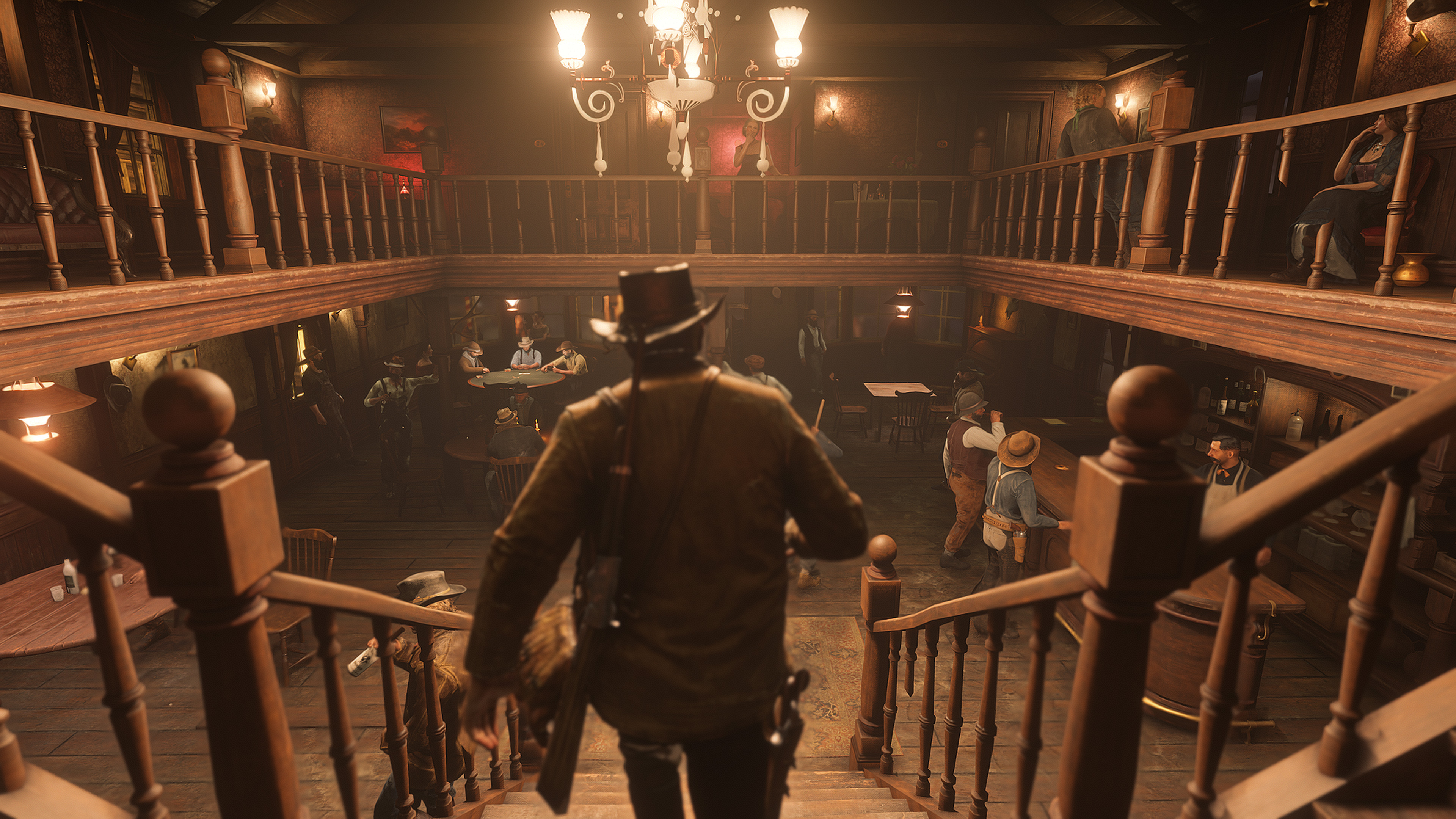 Red Dead Redemption 2 Gameplay Hands On Exploring A Stunning