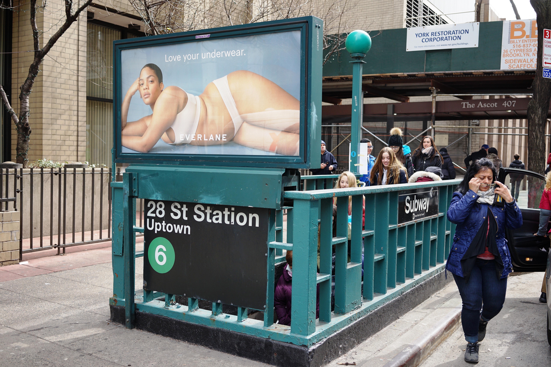 impact of advertisement on people