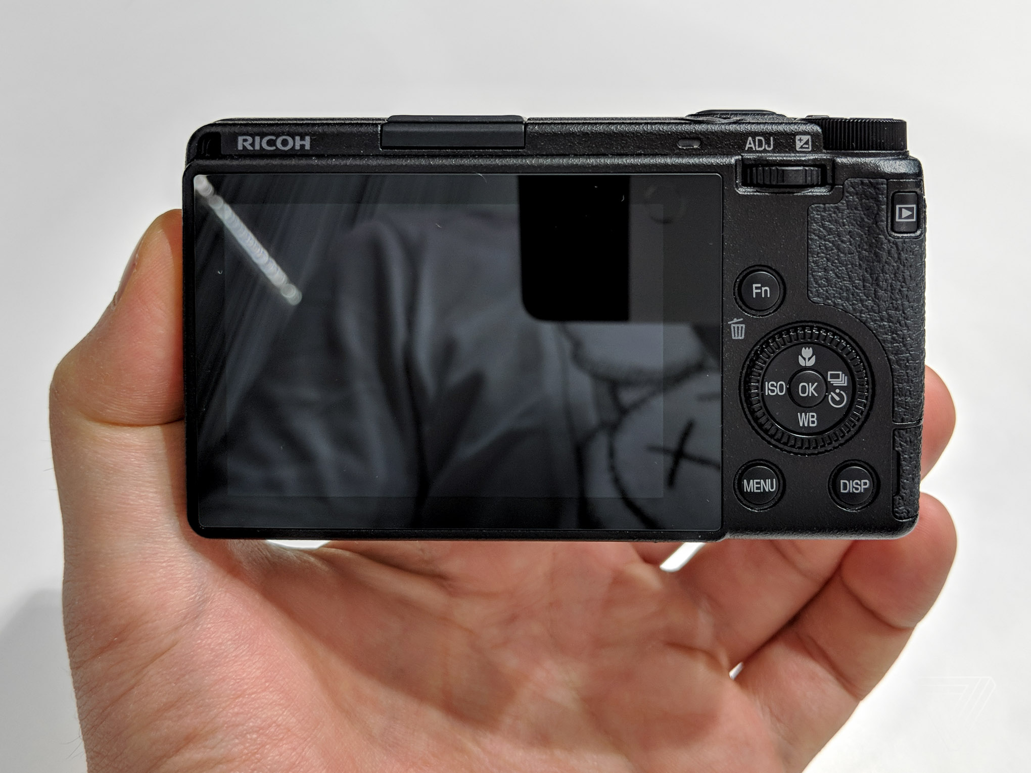 Ricoh's GRIII camera is just tiny enough to survive the smartphone
