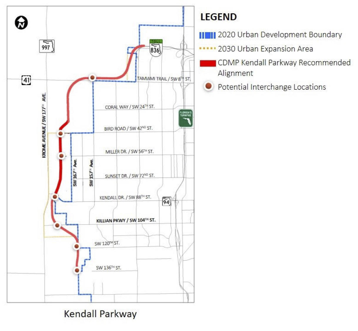 Miami-Dade approves Dolphin Expressway extension through the Everglades