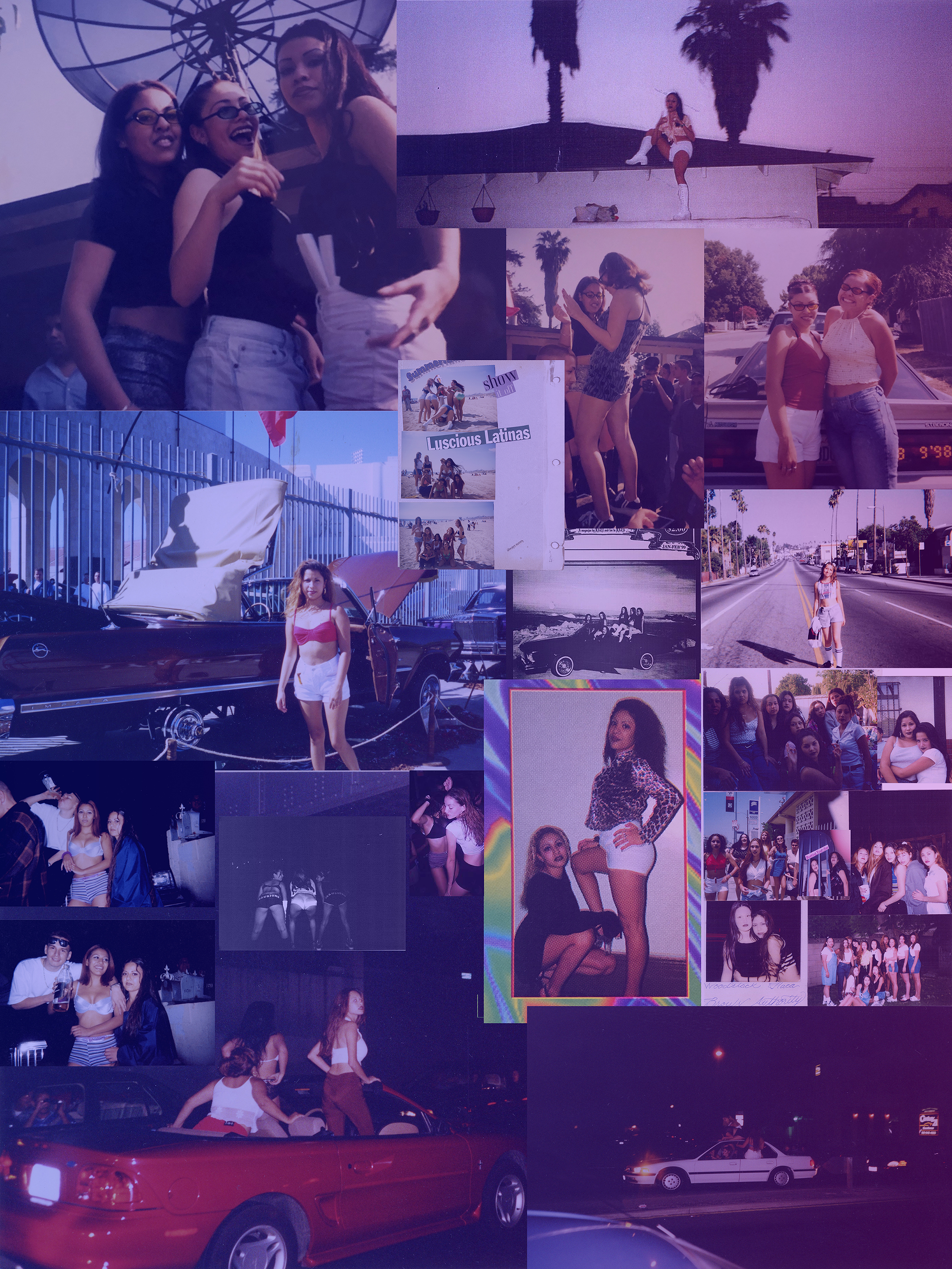 New exhibit captures memories of '90s teen culture in East LA